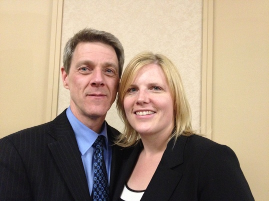 2nd - Greg & Stephanie Winger - Cottom, Ontario